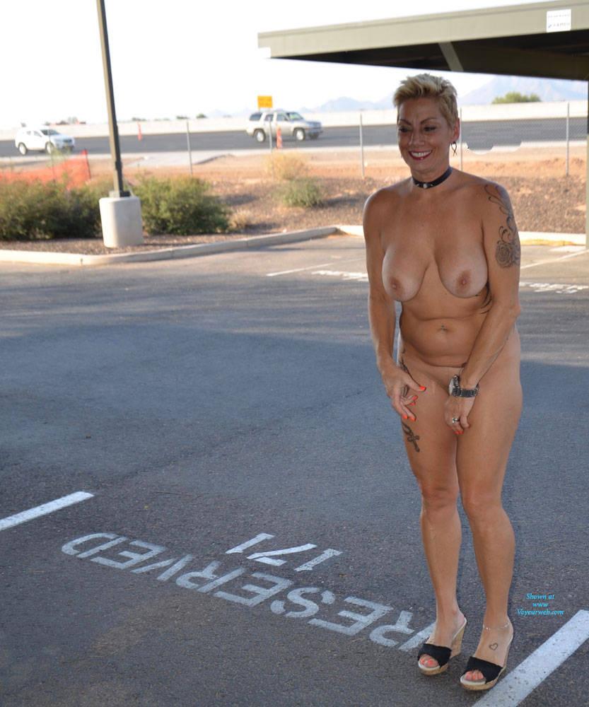 Sexy woman stick figure window decal