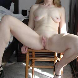 Medium tits of my wife - Mrs. Naughty