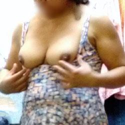 A Sunny Day - Big Tits, GF