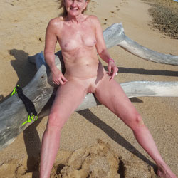 Vacation Part 2 .. Southern Exposures - Medium Tits, Outdoors, Wife/Wives
