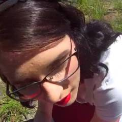 Outdoor Suck And Fuck - Toys, Penetration Or Hardcore, Outdoors, Brunette, Blowjob, Wife/Wives