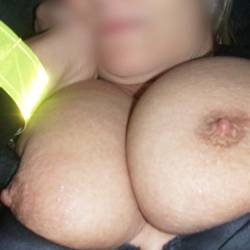 Large tits of my girlfriend - lisa