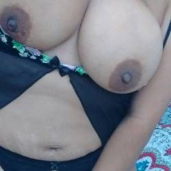 Extremely large tits of a co-worker - Thalia