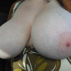 My extremely large tits - Betty Natural