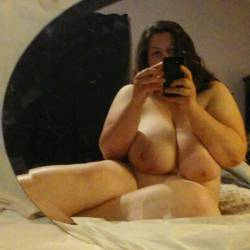 Very large tits of my ex-girlfriend - Slobs