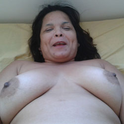 Una Panamena Parte IV - Big Tits, Brunette, Close-Ups