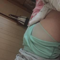 My wife's ass - Amber