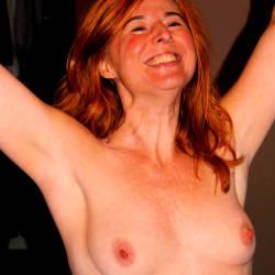 My medium tits - Alyssa