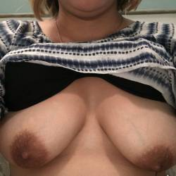 My large tits - Lizzie