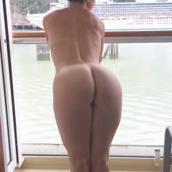 My girlfriend's ass - Kathy