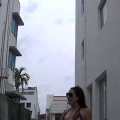 My Wife Teasing Public Beach Voyeurs, Pussy Slip OOPS! - Big Tits, Brunette Hair, Exposed In Public, Flashing, Nude In Public, Shaved, Beach Voyeur, Wife/Wives