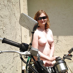 Naked Biker Wife Tits And Ass - Big Tits, Redhead, Wife/Wives
