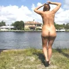 Birtch Park  - Big Tits, Outdoors