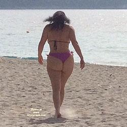 What An Ass! - Beach Voyeur, Bikini Voyeur