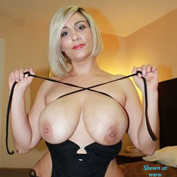 Jesses 1st Shoot - Big Tits, Blonde