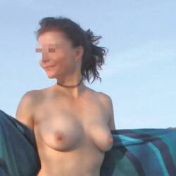 My large tits - Exhibition Mom