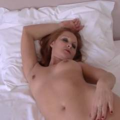 My First Video - Hard Nipple, Redhead, Shaved, Sexy Ass