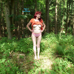 Walk In The Wood - Nature, Redhead