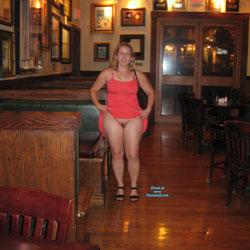 Naughty Jenny - High Heels Amateurs, Public Exhibitionist, Public Place