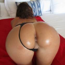 A neighbor's ass - Claudita