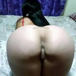 A neighbor's ass - Danae