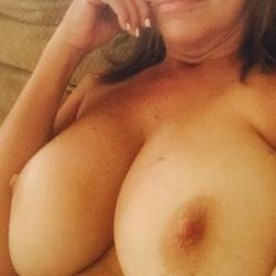 Very large tits of my girlfriend - Agnes
