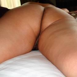 My wife's ass - Sexy Leeds