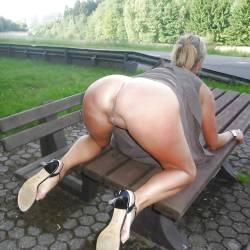 My ex-girlfriend's ass - Renee