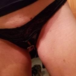 My ass - Sexy blonde wife