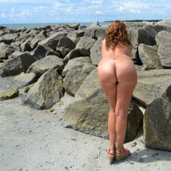 Ass Pics - Beach