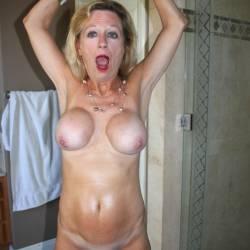 Large tits of my girlfriend - Smilk