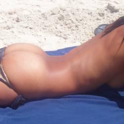 My wife's ass - portia