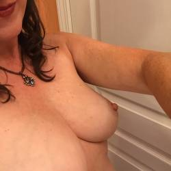 Large tits of my girlfriend - marie