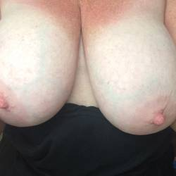 My very large tits - Katie