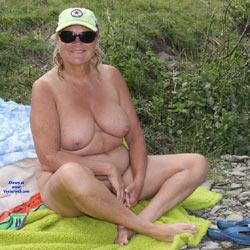 Down By The Fishing Lake  - Big Tits