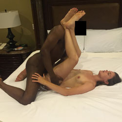 Summer 2016 BBC Fun Part 3 - Brunette, Interracial