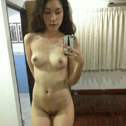 Nude Asian - Brunette, Asian