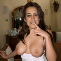 My medium tits - melisa
