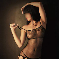 Her First Pics As Model - Lingerie, See Through