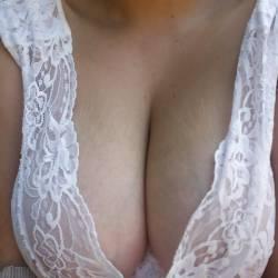 Very large tits of a neighbor - Wanda