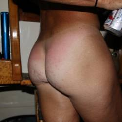 My ex-wife's ass - none