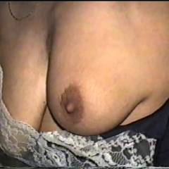 Yvonne Sucks A Cock - Big Tits, Blowjob, Brunette, Bush Or Hairy