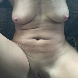 Small tits of my ex-wife - Mrs Lace