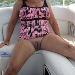 Fun On The Boat - GF, Shaved