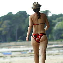 France - Beach Voyeur, Bikini Voyeur