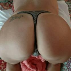 My wife's ass - Marine