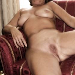 Medium tits of my ex-wife - Tina