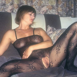 Yvonne's Body Stocking - Brunette, Lingerie