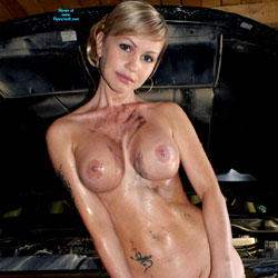 VIP Service - Big Tits, Shaved