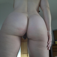My wife's ass - laura